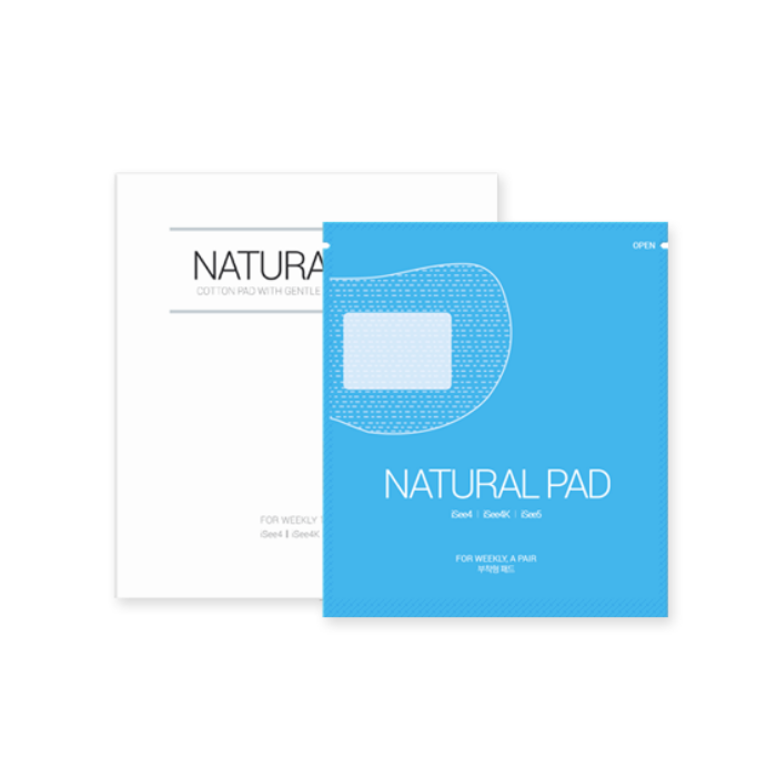 Natural Pad Weekly (10매)
